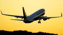 EI-DWK - Ryanair Boeing 737-800 aircraft