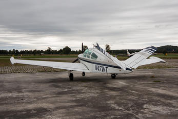 N47WT - Private Beechcraft 35 Bonanza V series