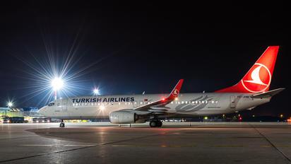 TC-JHM - Turkish Airlines Boeing 737-800