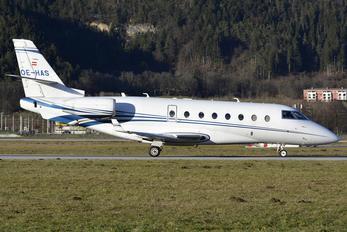 OE-HAS - Avcon Jet Gulfstream Aerospace G200