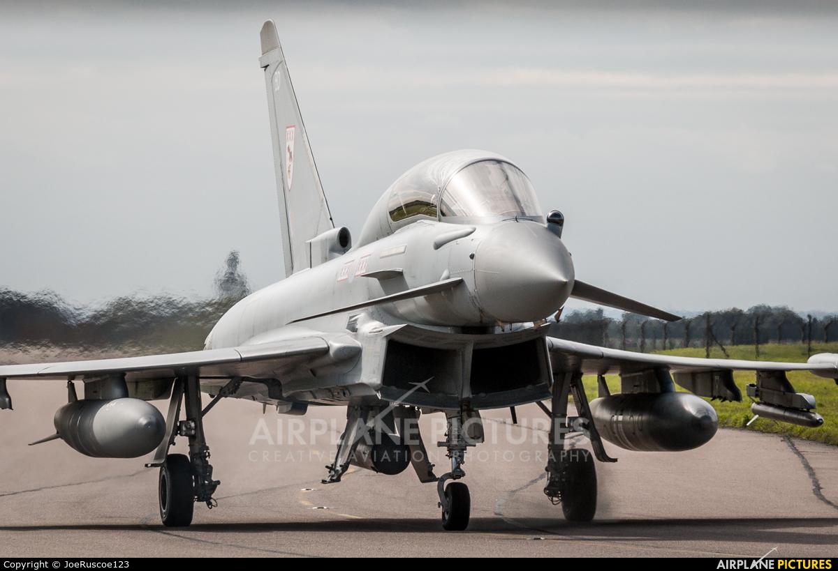 Royal Air Force ZJ805 aircraft at Coningsby