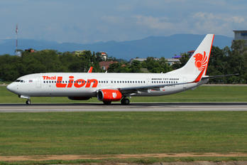 HS-LTQ - Thai Lion Air Boeing 737-900