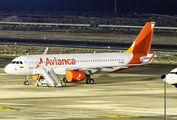 N745AV - Avianca Airbus A320 aircraft