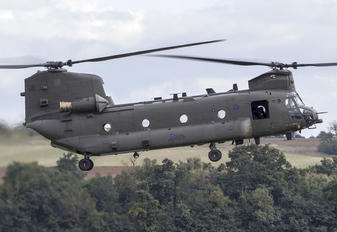 ZD574 - Royal Air Force Boeing Chinook HC.2