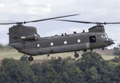 ZD574 - Royal Air Force Boeing Chinook HC.2 aircraft