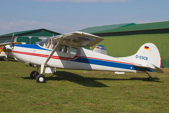 D-ESCB - Private Cessna 170