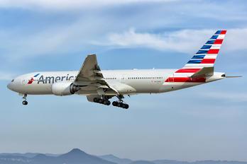 N774AN - American Airlines Boeing 777-200ER