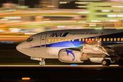 JA357K - ANA Wings Boeing 737-500 aircraft
