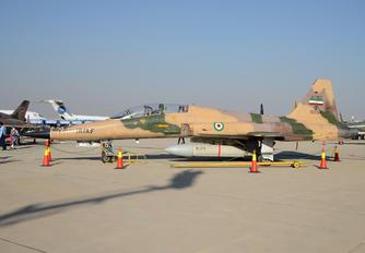 3-7167 - Iran - Islamic Republic Air Force Northrop F-5F Tiger II