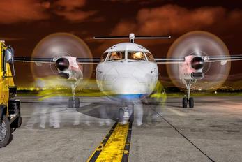 9A-CQC - Croatia Airlines de Havilland Canada DHC-8-400Q / Bombardier Q400