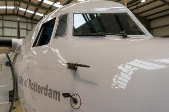 OO-VLL - CityJet Fokker 50