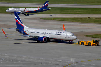 VP-BRF - Aeroflot Boeing 737-800