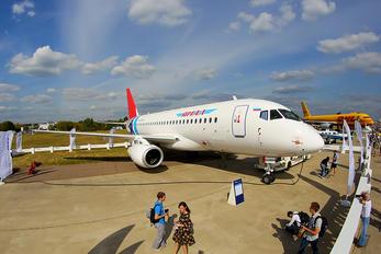 RA-89034 - Yamal Airlines Sukhoi Superjet 100LR