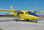 HB-LUA - Swiss Flight Services Vulcanair P68C aircraft
