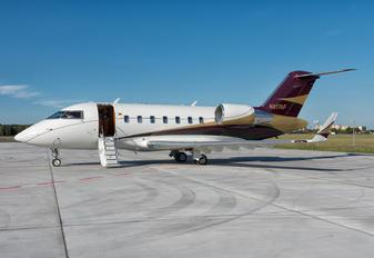 N817AF - Arcadia Leasing Bombardier Challenger 600