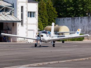 EC-CJB - Real Aero Club de La Coruña Morane Saulnier MS.880B Rallye Club