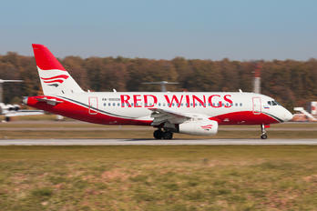RA-89008 - Red Wings Sukhoi Superjet 100