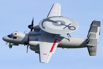 3 - France - Navy Grumman E-2C Hawkeye