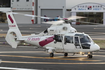 JA02EX - Private Eurocopter AS365 Dauphin 2