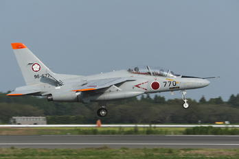 96-5770 - Japan - Air Self Defence Force Kawasaki T-4