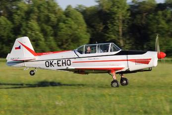 OK-EHO - Aeroklub Hranice Zlín Aircraft Z-526F