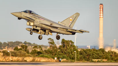 ZK327 - Royal Air Force Eurofighter Typhoon FGR.4