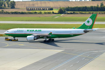 B-16307 - Eva Air Airbus A330-200