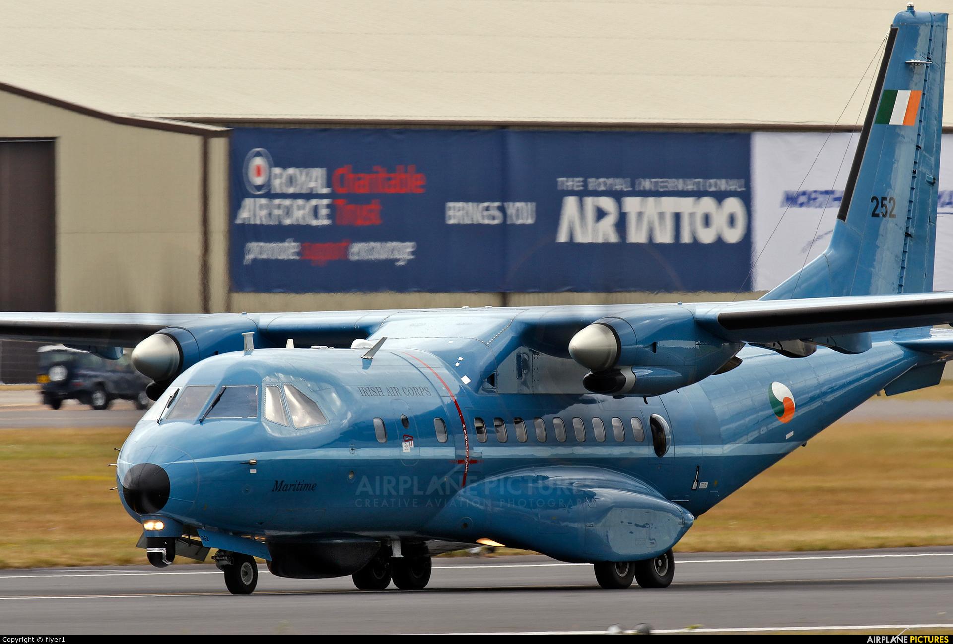 Ireland - Air Corps 252 aircraft at Fairford