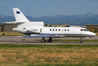 I-CAFD - Eurofly Dassault Falcon 50