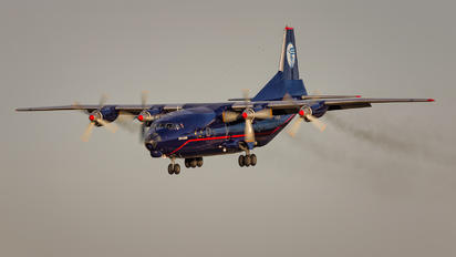 UR-CGV - Ukraine Air Alliance Antonov An-12 (all models)