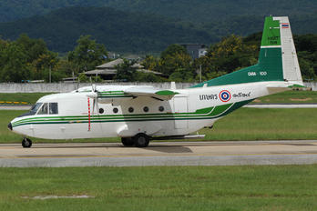 1514 - Thailand - KASET Bureau of Royal Rainmaking and Agricultural Casa C-212 Aviocar
