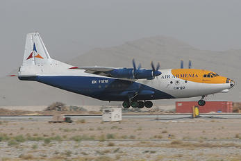 EK11810 - Air Armenia Antonov An-12 (all models)