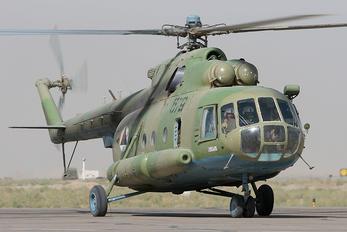 579 - Afghanistan - Air Force Mil Mi-8MTV-1