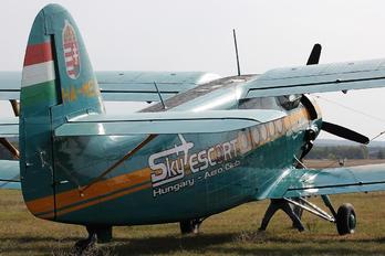 HA-MEA - Sky Escort Hungary Antonov An-2