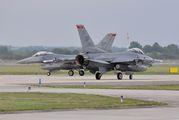 90-0833 - USA - Air Force Lockheed Martin F-16CJ Fighting Falcon aircraft