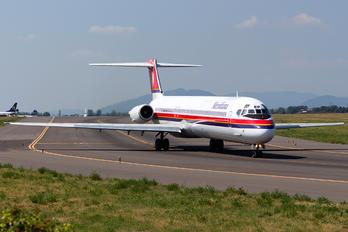 I-SMEP - Meridiana McDonnell Douglas MD-82