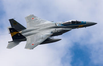 12-8923 - Japan - Air Self Defence Force Mitsubishi F-15J