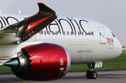 G-VWHO - Virgin Atlantic Boeing 787-9 Dreamliner aircraft