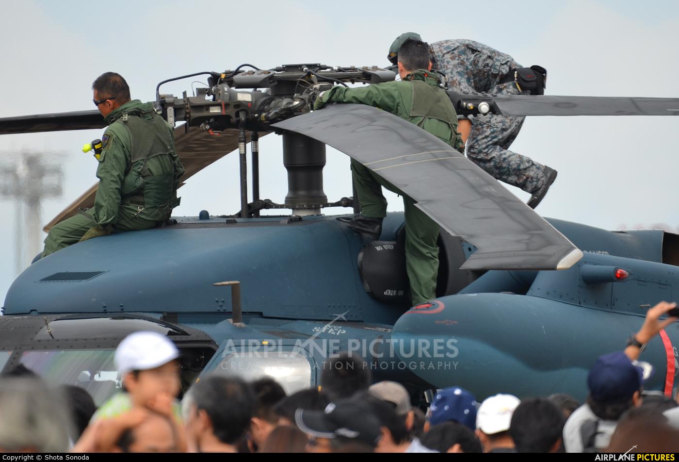 Japan - Air Self Defence Force 08-4591 aircraft at Komatsu