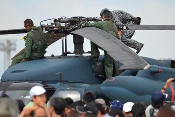 08-4591 - Japan - Air Self Defence Force Mitsubishi UH-60J