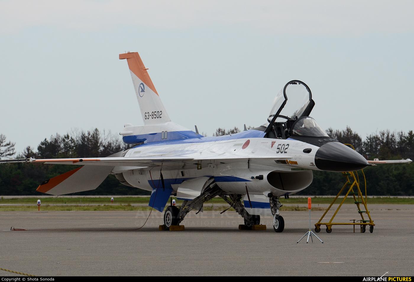 Japan - Air Self Defence Force 63-8502 aircraft at Komatsu