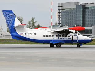 RA-67033 - Orenburzhie LET L-410 Turbolet