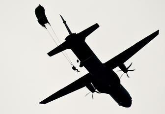 - - Czech - Air Force Casa C-295M