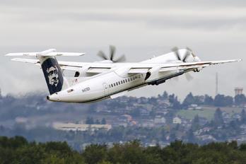 N421QX - Horizon Air Bombardier Dash 8-Q402