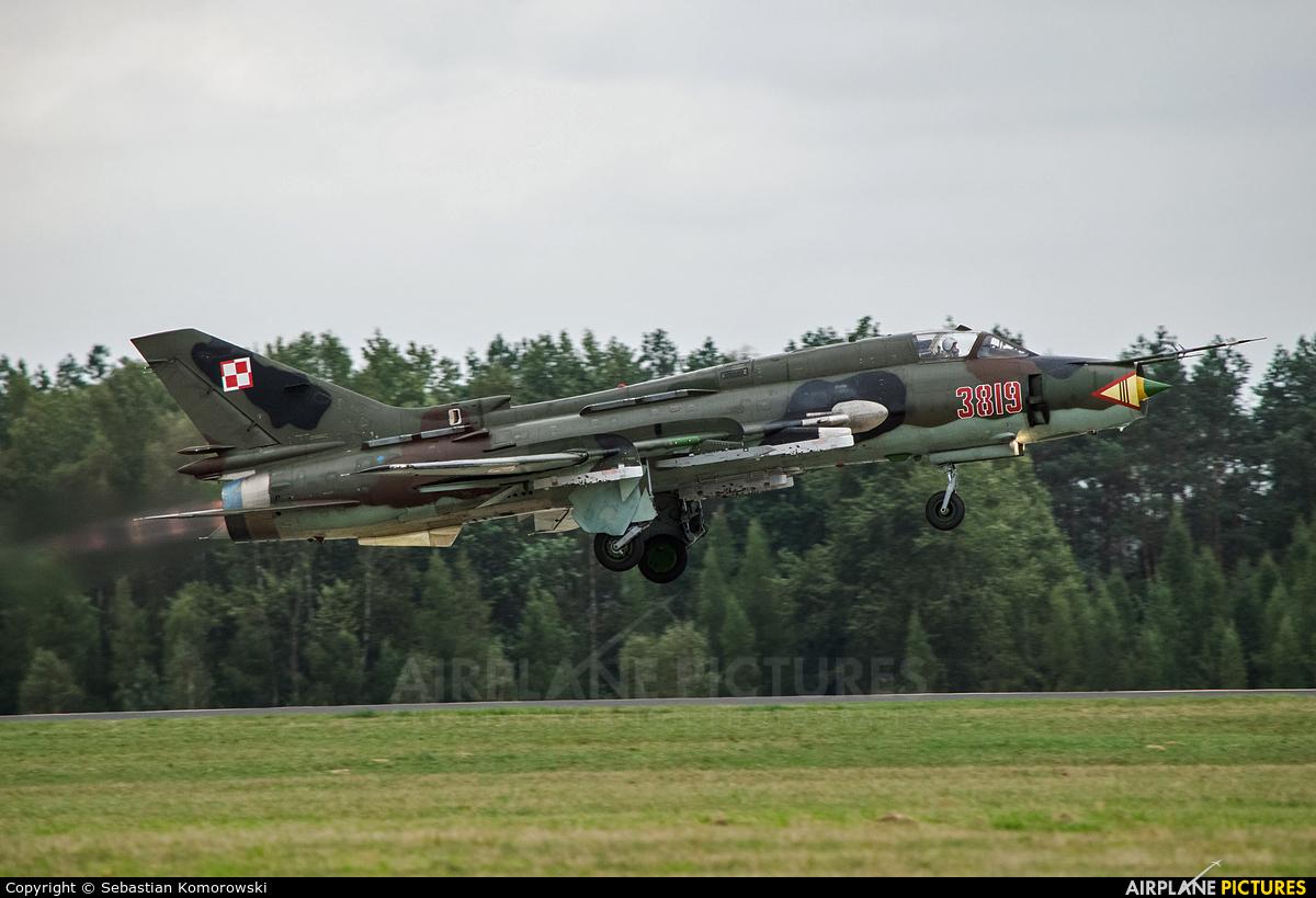 Poland - Air Force 3819 aircraft at Łask AB