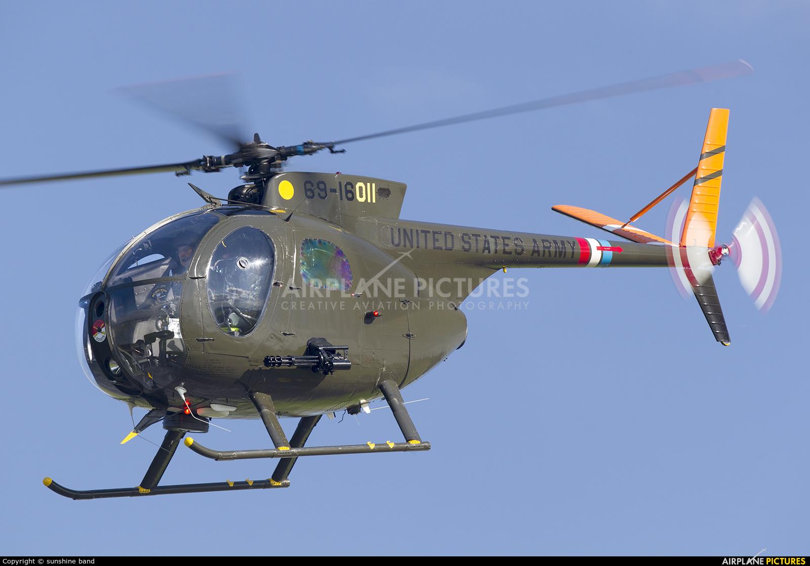 Private G-OHGA aircraft at Church Fenton