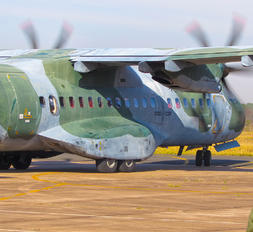 2811 - Brazil - Air Force Casa C-105A Amazonas