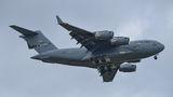 USA - Air National Guard Boeing C-17A Globemaster III 00-0177 at Lask AB airport