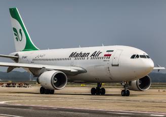 EP MNO - Mahan Air Airbus A310