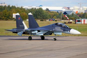 01 - Russia - Air Force Sukhoi Su-30SM